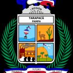 Escudo Región de Tarapacá. Chile