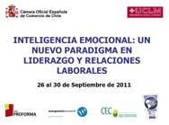 Inteligencia Emocional: un nuevo paradigma en liderazgo y relaciones laborales