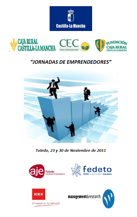 Jornadas de Emprendedores de Castilla la Mancha