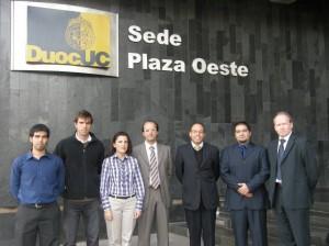 Charla de Emprendimiento en DuocUC Sede Plaza Oeste 2