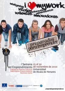 cartel  prep emprender 2010