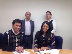 Equipo de M&R Chile y equipo de Work & Projects