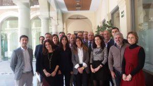 Foto de familia EIA2020 Granada